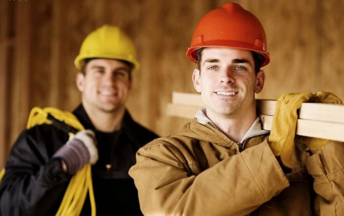work with contractors