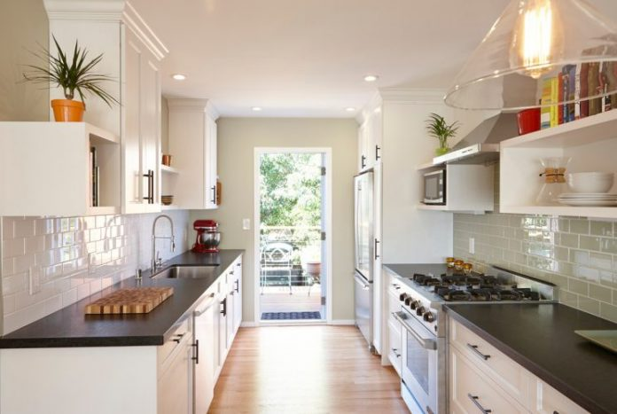 The Pros and Cons of Galley Kitchens - My Ideal Home