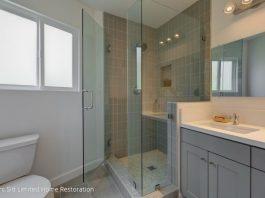 Grey Shaker Bathroom
