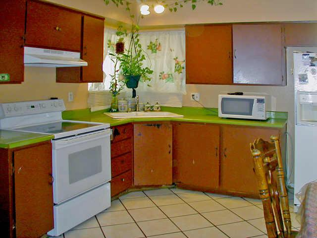 Ugly Kitchen My Ideal Home