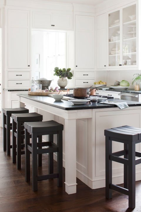 Kitchen islands are almost universally considered a selling point and/or  status symbol within your kitchen. They are popular and for good reason.