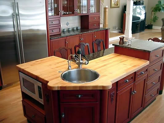 The Countertop Continuum My Ideal Home