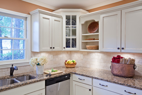 adding-molding-to-cabinets