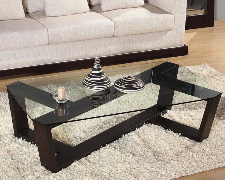 best-coffee-tables-metal-glass