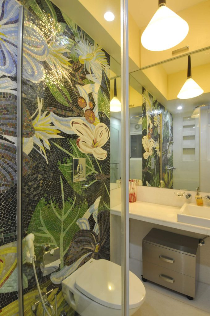 mosaic-mural-wains-vanity-antique-traditional-style-bathroom