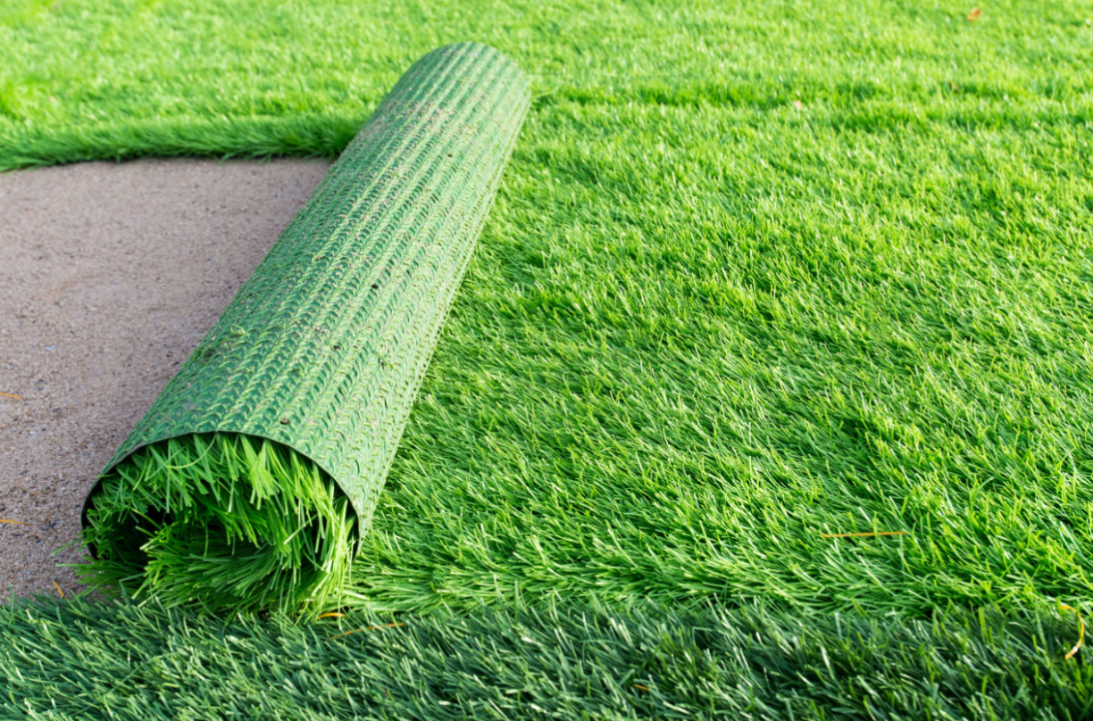 artificial turf. The Artificial Turf I