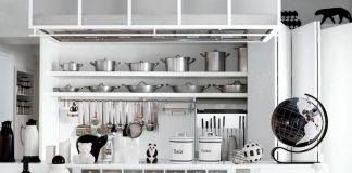 L Shaped Kitchen Decorations