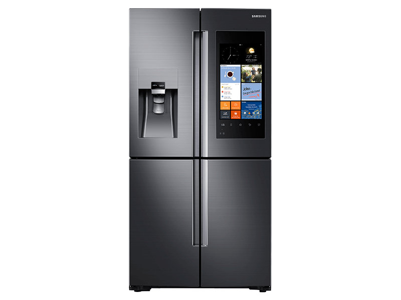 Touch-screen-refrigerator-apps