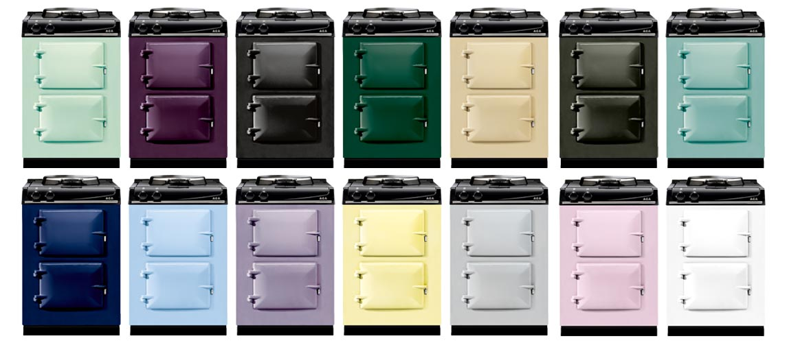 aga various colors