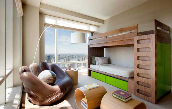 child-room-bunk-bed-sport-theme