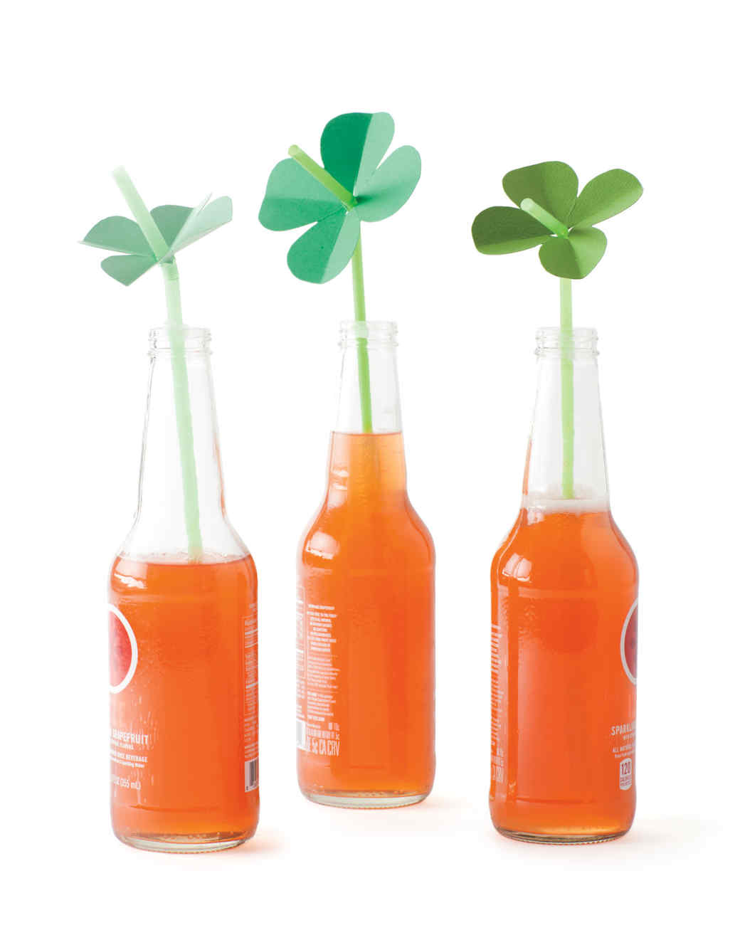 four-leaf-clover-straw-toppers
