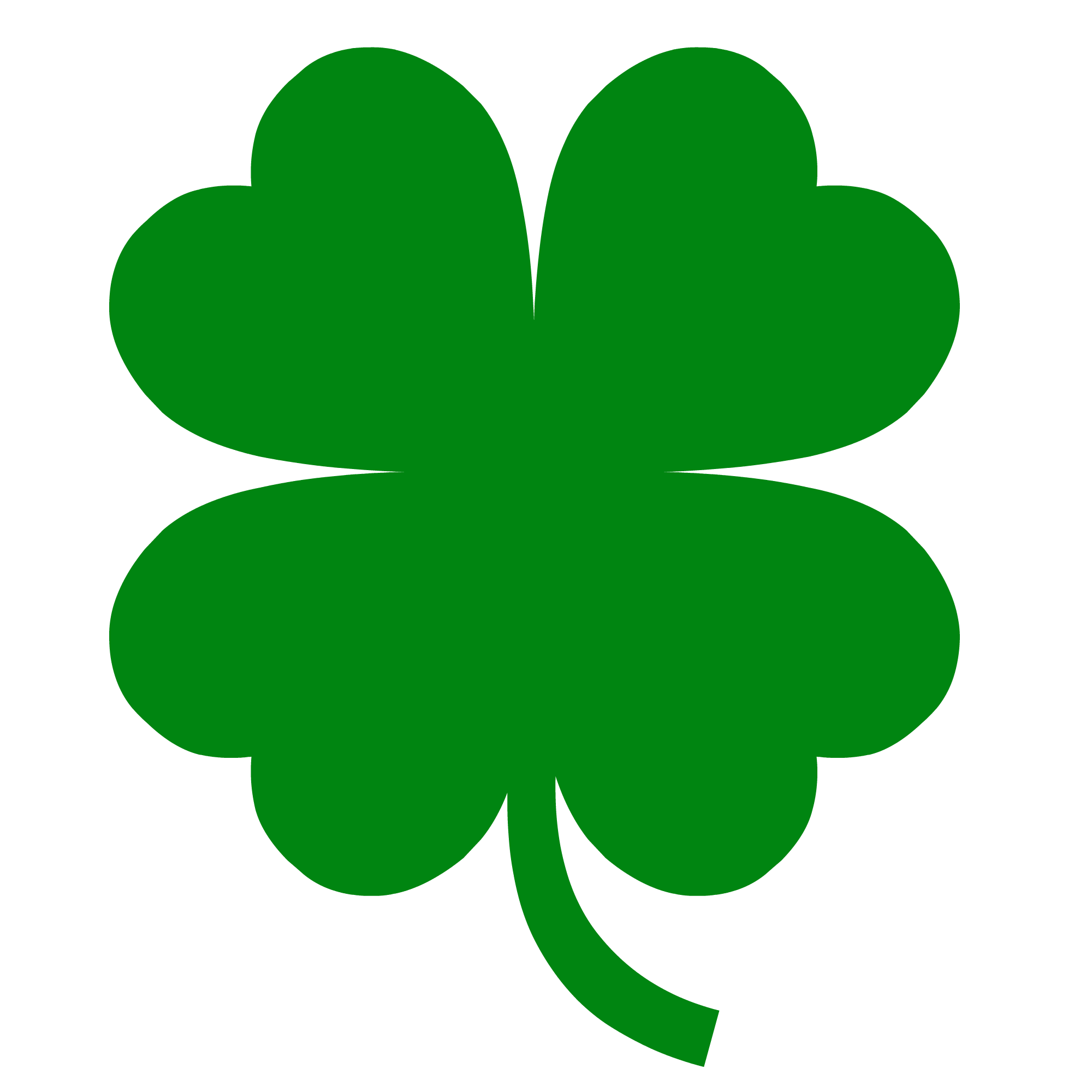 four-leaf-clover-template-cutout-printout