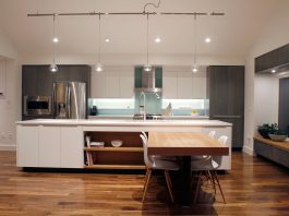i-style-kitchen-with-island-flat-panel-cabinets