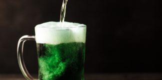 st-pattys-day-green-soda-drink