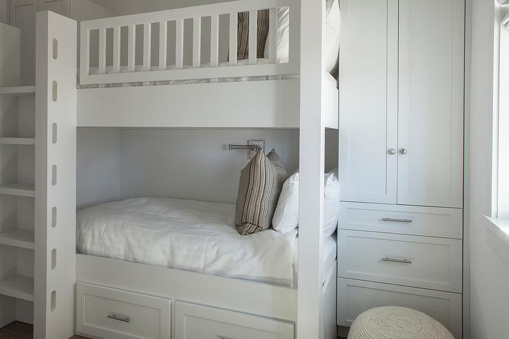white-bunk-bed-with-vertical-railing