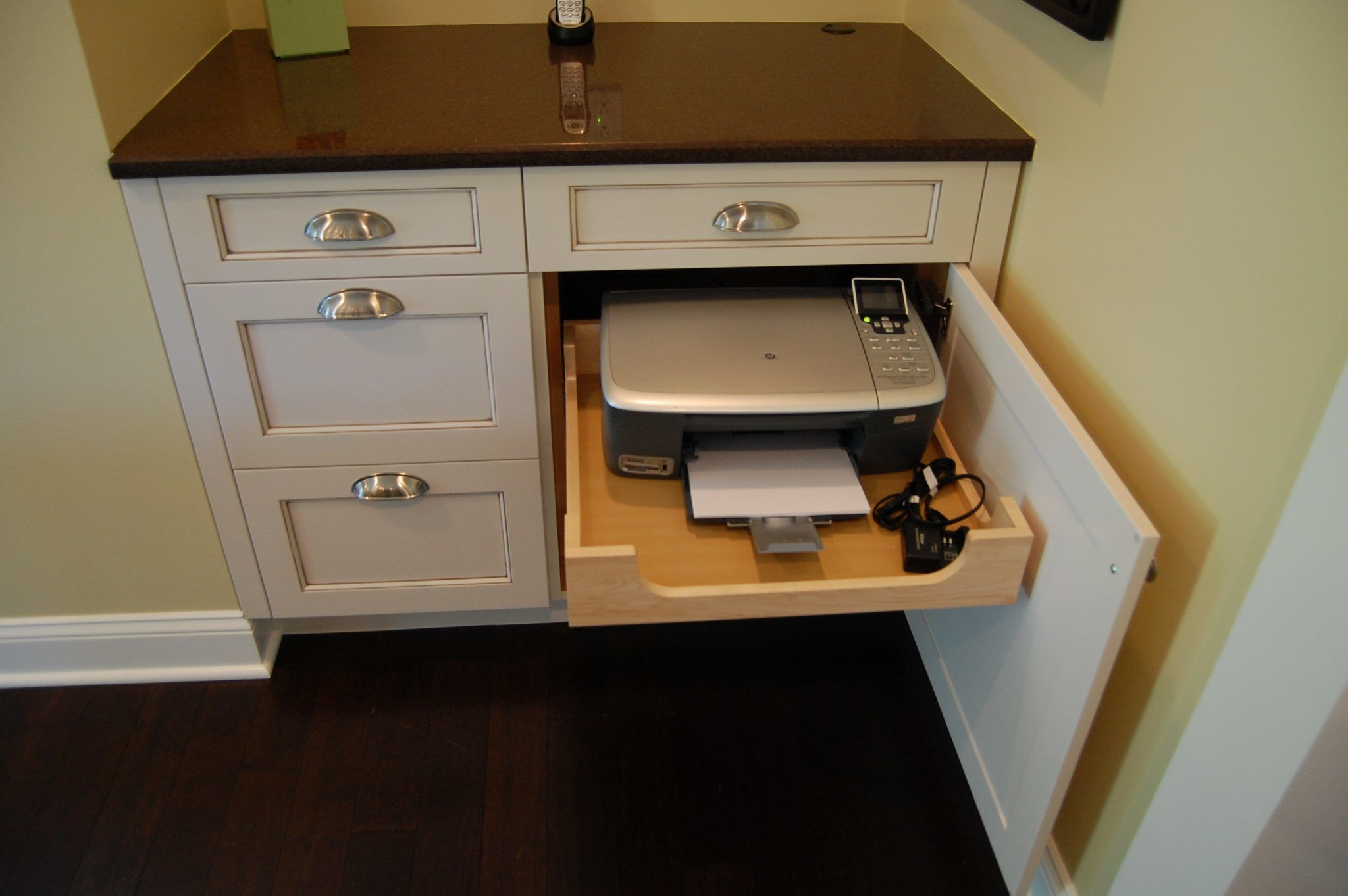 home-printer-concealed-in-a-drawer-roll-out-tray