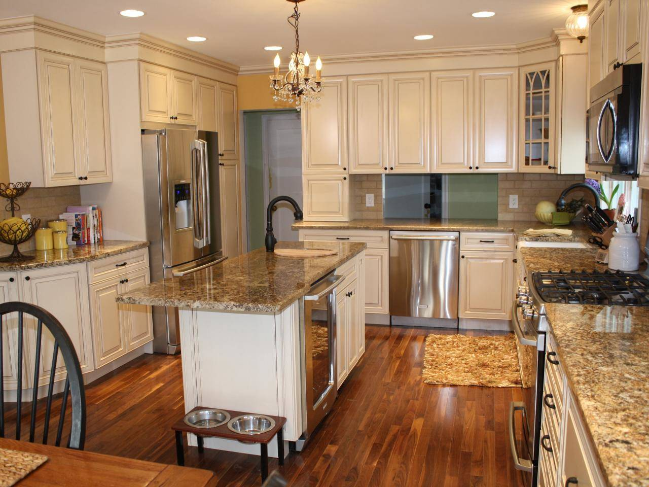 Successfully Financed And Remodeled Kitchen