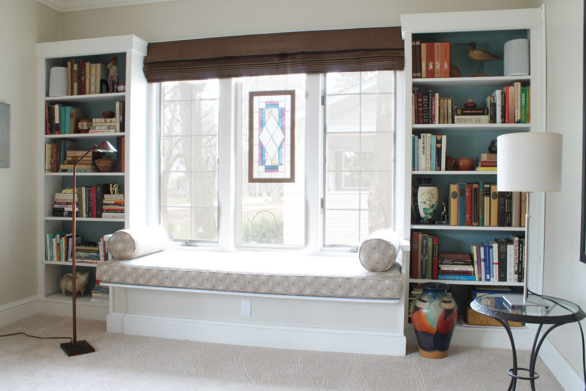 The Perfect Reading Space: Creating Seating by the Window