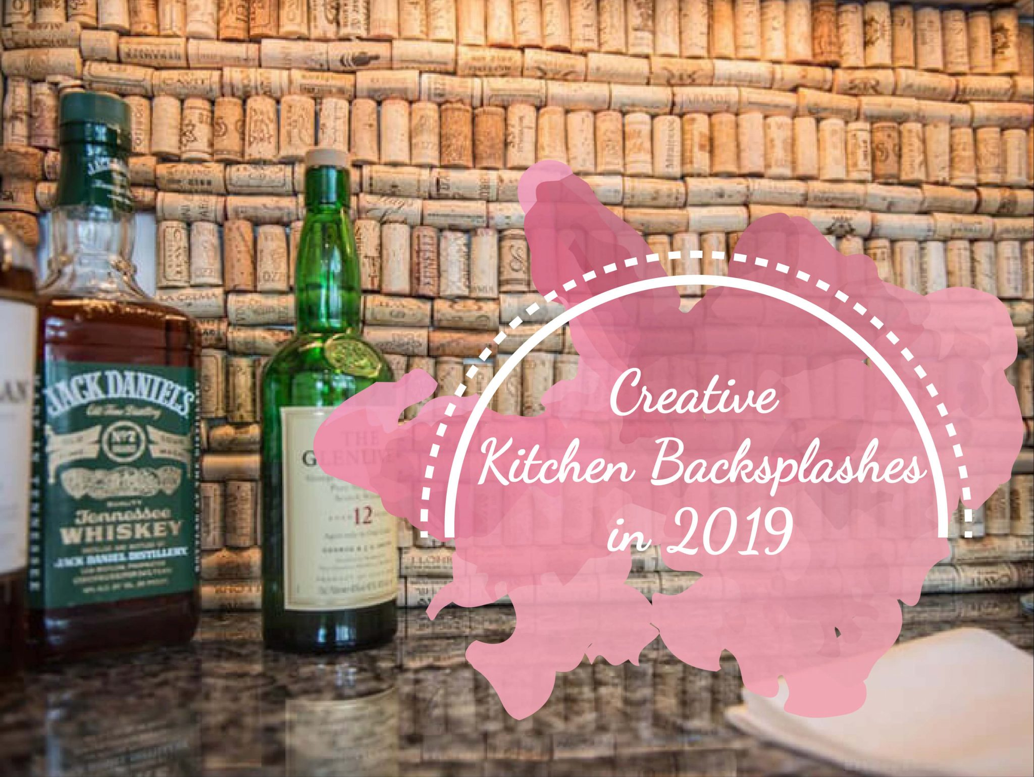 - Creative Kitchen Backsplashes In 2019 - My Ideal Home